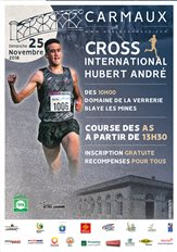 CROSS INTERNATIONAL le 25 NOVEMBRE